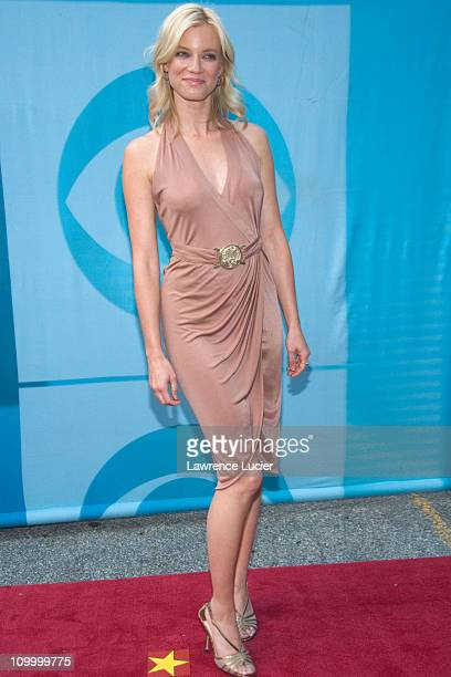 Amy Smart during CBS Upfront 2006 2007 at Tavern On The Green in New York City New York United States