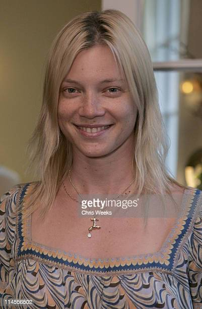 Amy Smart during French Connection Celebrity Styling at Chateau Marmont at Chateau Marmont in Hollywood California United States