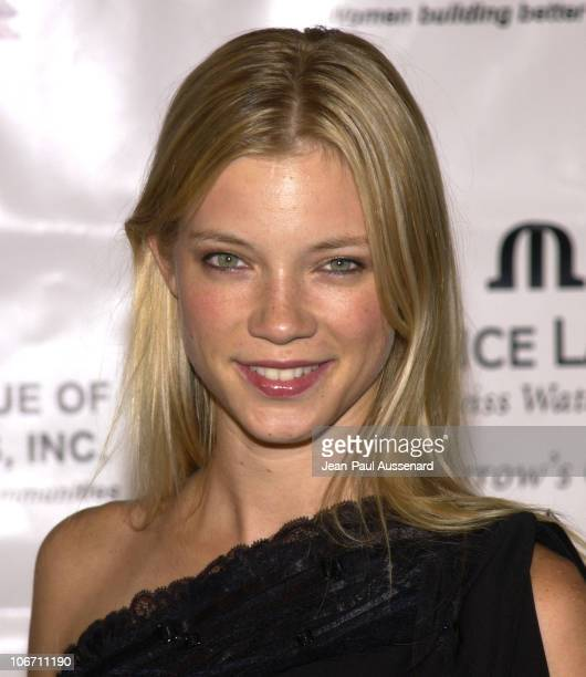 Amy Smart during Maurice Lacroix Presents The Junior League of Los Angeles Viva Los Angeles Casino Night Arrivals at Jim Henson Studios in Hollywood...