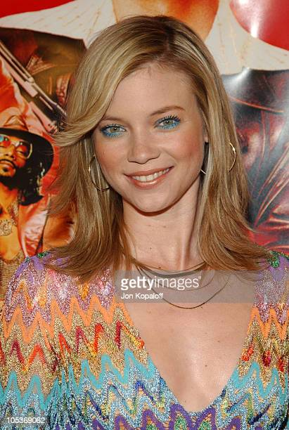 Amy Smart during 'Starsky Hutch' World Premiere at Mann Village Theater in Westwood California United States