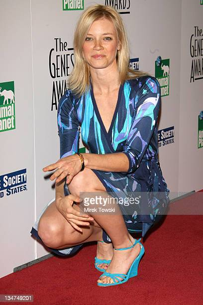 Amy Smart during The 20th Annual Genesis Awards at Beverly Hilton Hotel in Beverly Hills California United States