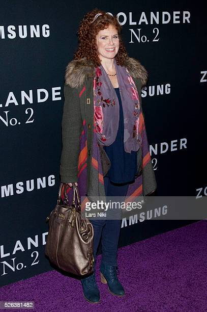 Amy Stiller attends the Zoolander 2 world premiere at Alice Tully Hall in New York City �� LAN
