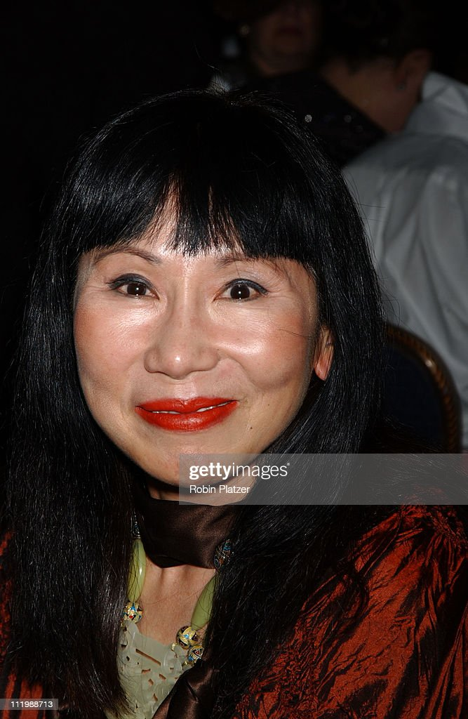 Amy Tam during The 54th Annual National Book Awards Ceremony and Benefit Dinner at The Marriott Marquis Hotel in New York City, New York, United States.