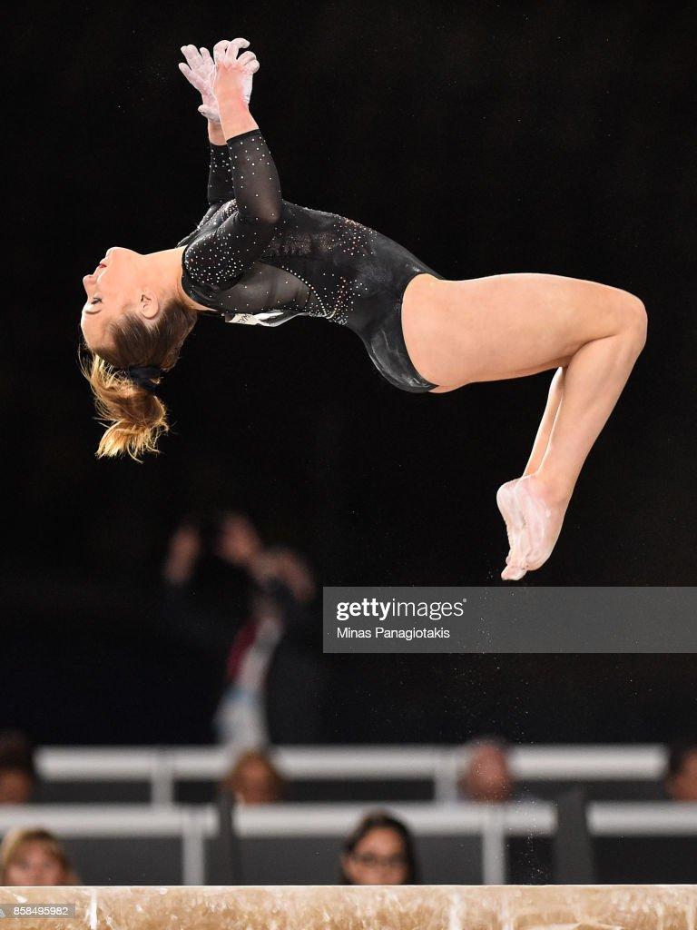 Artistic Gymnastics World Championships - Women's Individual All-Around Final