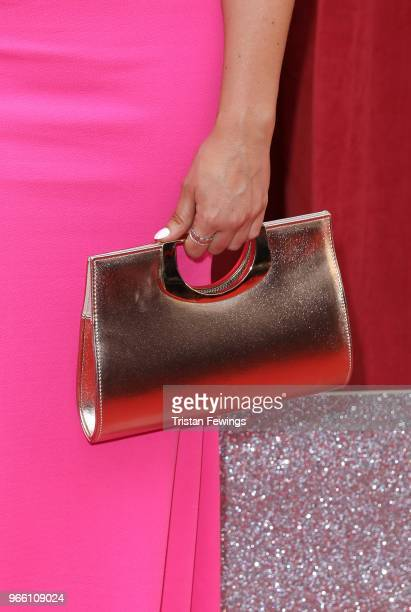 Amy Walsh attends the British Soap Awards 2018 at Hackney Empire on June 2 2018 in London England