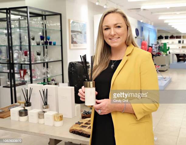 Amy Walsh of Anna By Rablabs attends Barneys New York celebrates the launch of Barneys Home and Kids on October 20 2018 in New York City