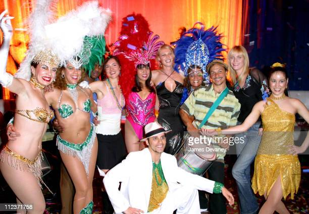 Amy Wesson, Sports Illustrated Swimsuit Model Shirley Mallmann and NOCHE Entertainers