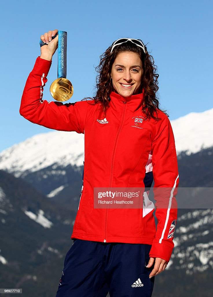 Amy Williams Photo Oppourtunity