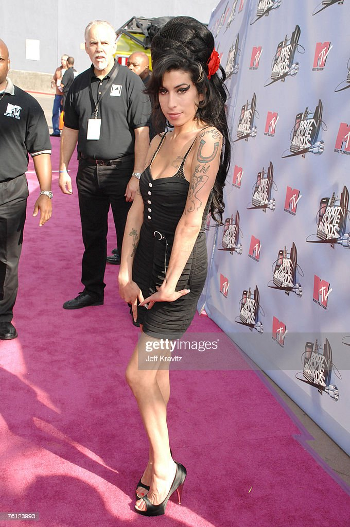 2007 MTV Movie Awards - Red Carpet : ニュース写真
