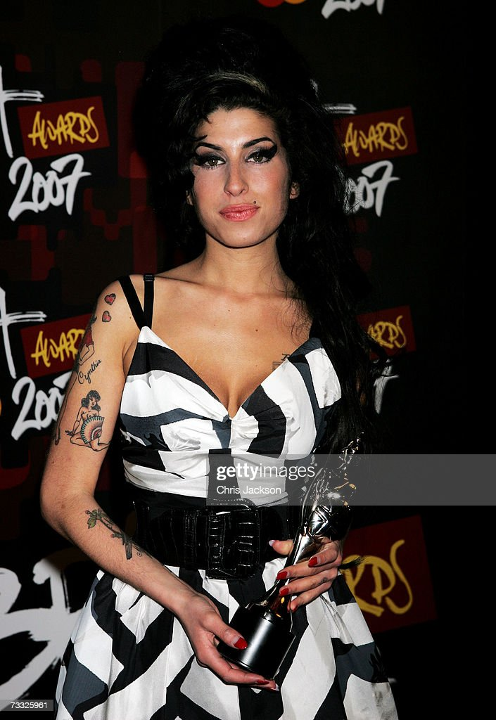 Backstage Boards At The Brit Awards 2007
