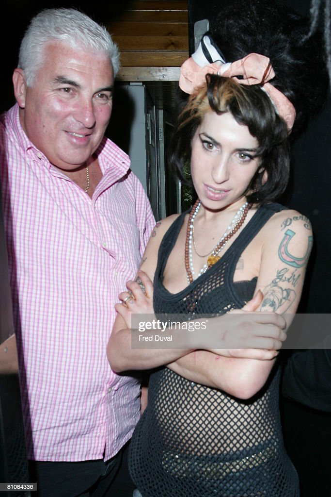 Amy Winehouse Sighting In London : News Photo