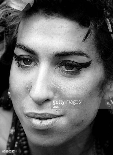 Amy Winehouse sighting on May 18 2008 in London England
