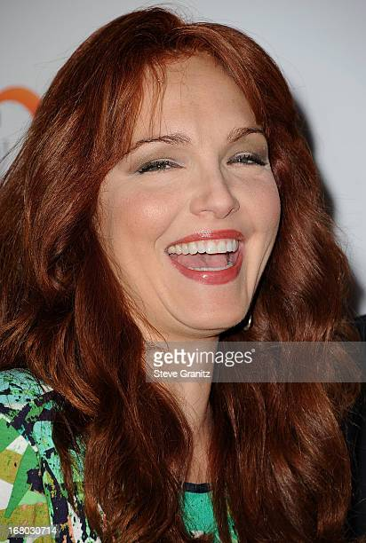 Amy Yasbeck arrives at the 20th Annual Race To Erase MS Gala 'Love To Erase MS' at the Hyatt Regency Century Plaza on May 3 2013 in Century City...