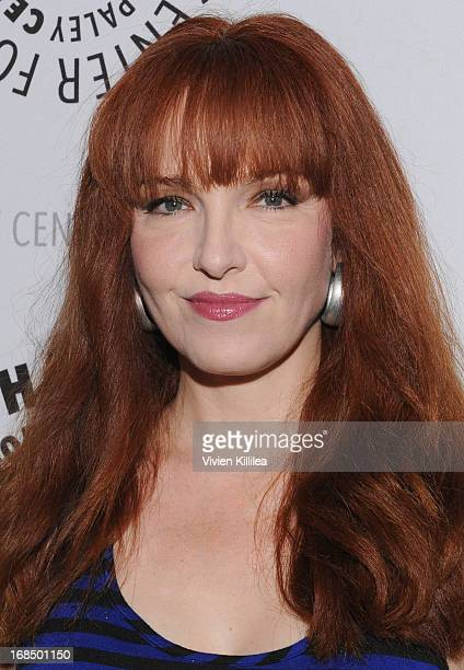 Amy Yasbeck attends The Paley Center For Media Presents Los Angeles Premiere Of 'American Masters Mel Brooks Make a Noise' at The Paley Center for...