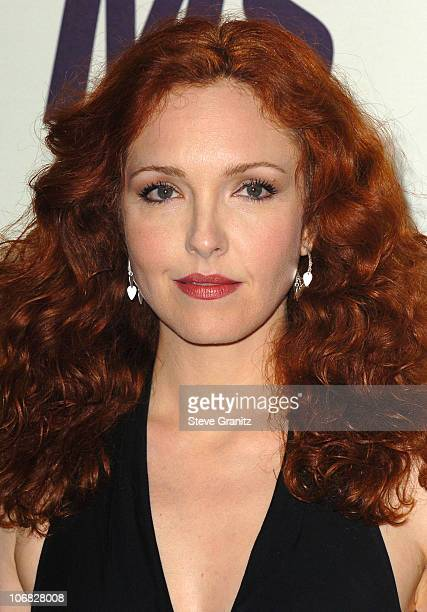 Amy Yasbeck during 12th Annual Race to Erase MS CoChaired by Tommy Hilfiger and Nancy Davis Arrivals at Century Plaza Hotel in Century City...