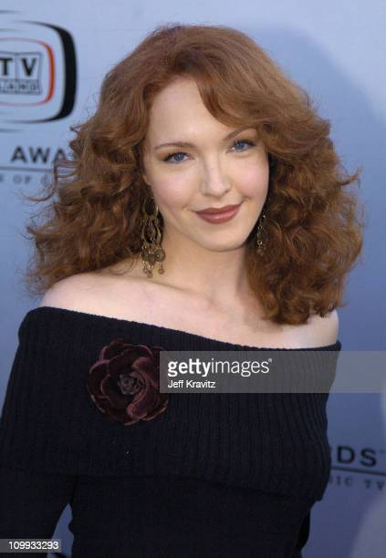 Amy Yasbeck during 2004 TV Land Awards airing March 17 2004 Red Carpet Arrivals at The Palladium in Hollywood California United States