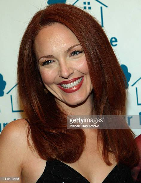 Amy Yasbeck during 2005 House of Hope Awards Gala Arrivals at Beverly Hills Hotel in Beverly Hills California United States