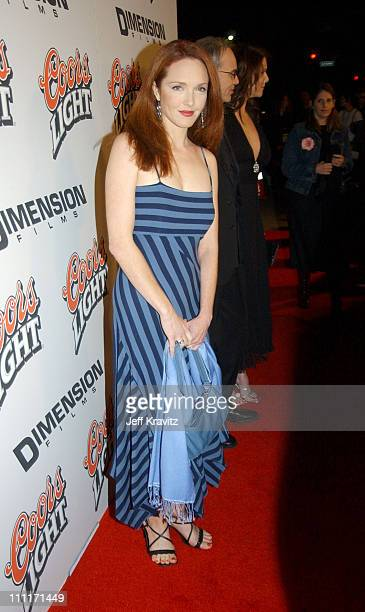 Amy Yasbeck during Bad Santa Los Angeles Premiere and AfterParty at Bruin Theater in Westwood California United States