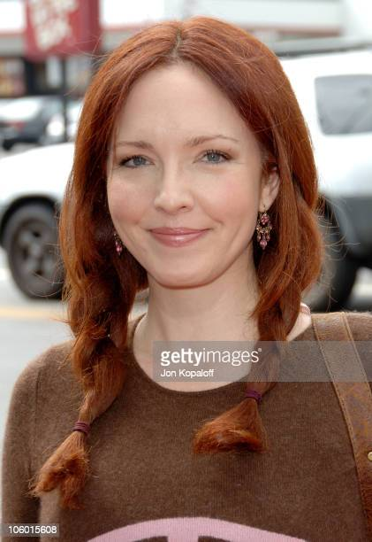 Amy Yasbeck during Barnyard Los Angeles Premiere Arrivals at Cinerama Dome in Hollywood California United States
