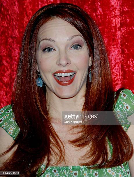 Amy Yasbeck during Cosmopolitan Invites You to Celebrate the Publication of Felicity Huffman's 'A Practical Handbook for the Boyfriend' at Iconology...