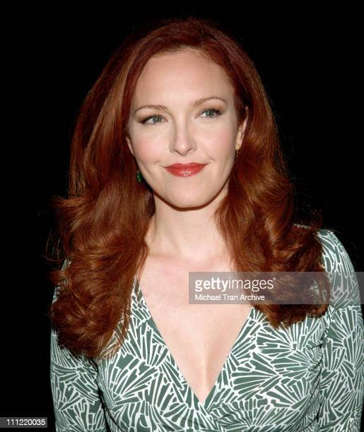Amy Yasbeck during Craig Ferguson's Between the Bridge and the River Book Launch Party at The Tropicana Bar in Hollywood at The Tropicana Bar at the...