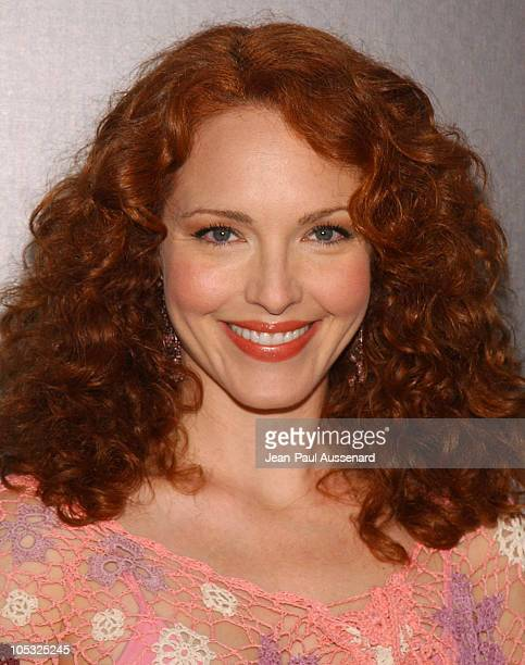 Amy Yasbeck during FOX New Season Launch Party at 2030 Barnard Way in Santa Monica California United States