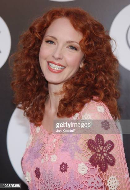 Amy Yasbeck during Fox New Season Launch Party at Santa Monica Beach in Santa Monica California United States