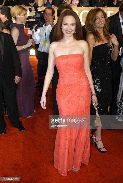 Amy Yasbeck during The 29th Annual People's Choice Awards at Pasadena Civic Auditorium in Pasadena CA United States
