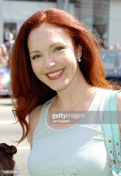 Amy Yasbeck during The Ant Bully Los Angeles Premiere Arrivals at Grauman's Chinese Theater in Hollywood California United States