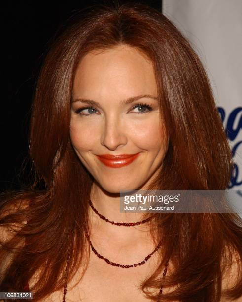 Amy Yasbeck during The Children's Defense Fund's 15th Annual Los Angeles 'Beat the Odds' Awards Arrivals at Beverly Hills Hotel in Beverly Hills...