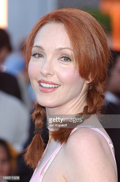 Amy Yasbeck during 'Van Helsing' Los Angeles Premiere at Universal Amphitheatre in Universal City California United States