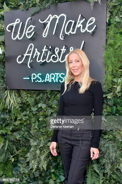 Amy Zoller attends PS ARTS' the pARTy 2018 at Marciano Art Foundation on May 4 2018 in Los Angeles California