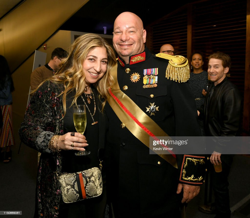 "CA: Premiere Party For The OBB Pictures And Netflix Original Series ""Historical Roasts"" Featuring Jeff Ross"