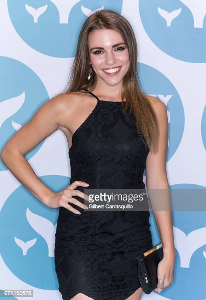 Amymarie Gaertner attends the 9th Annual Shorty Awards at PlayStation Theater on April 23 2017 in New York City
