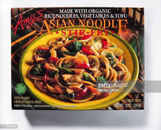 Amy's is the counterculture goddess of the frozen food aisle This noodle stirfry manages to be nondairy cholesterol free and gluten free and contains...