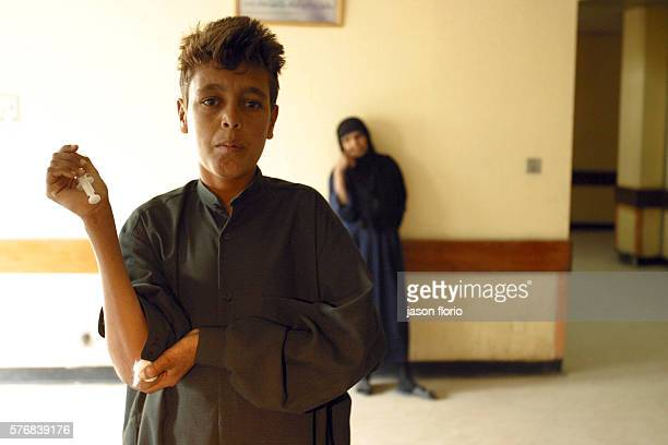 An 18yearold boy in the hospital for malnutrition Photo by Jason Florio/Corbis