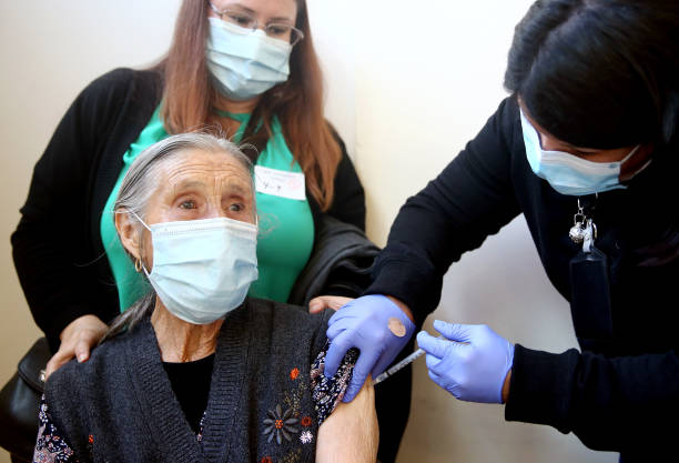 CA: L.A. Churches Act As COVID-19 Vaccination Sites To Reach Minority Communities
