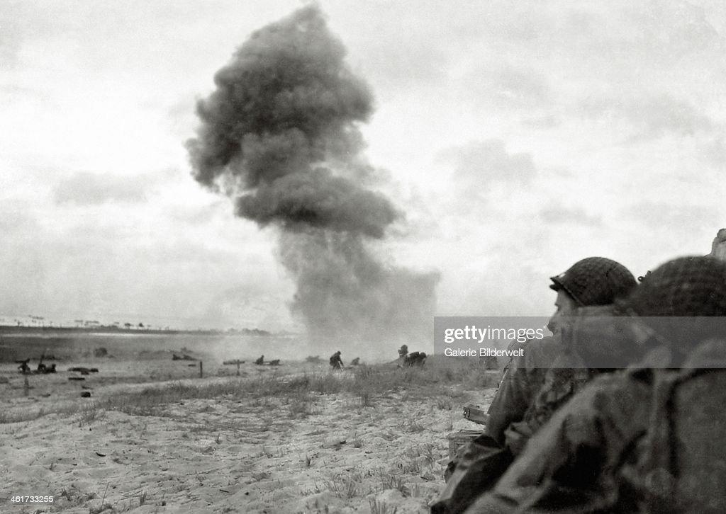 Operation Overlord : Fotografia de notícias