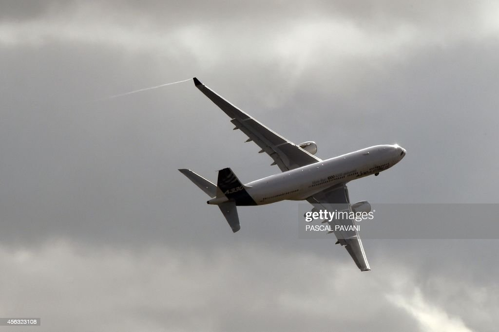 FRANCE-AVIATION-AIRBUS-A330 : Foto di attualità