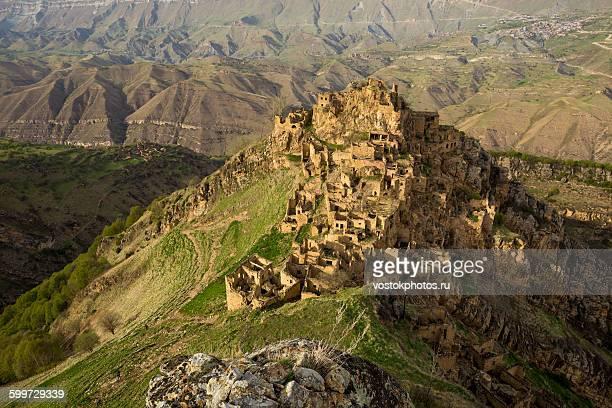 An abandoned village in Dagestan