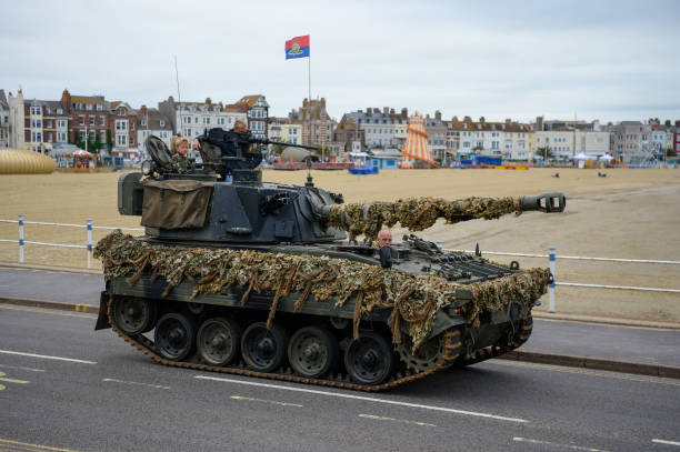 GBR: Armed Forces Weekend Scaled Down Due to Coronavirus