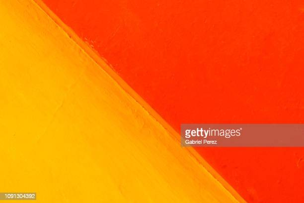 an abstract image of a architectural wall from oaxaca - wall building feature stock pictures, royalty-free photos & images