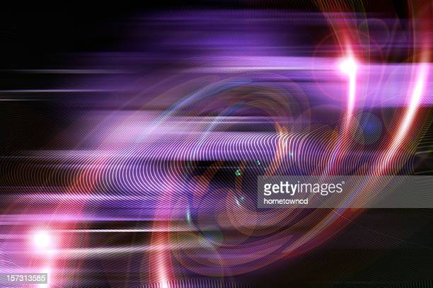 An abstract of a purple background