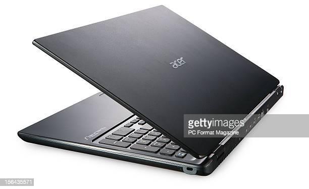 An Acer Aspire Timeline U M3581TG9326 gaming laptop taken on April 3 2012