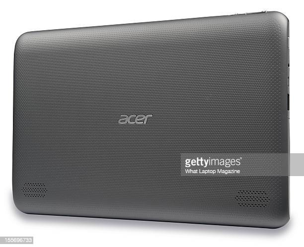 An Acer Iconia Tab A200 laptop PC taken on March 22 2012