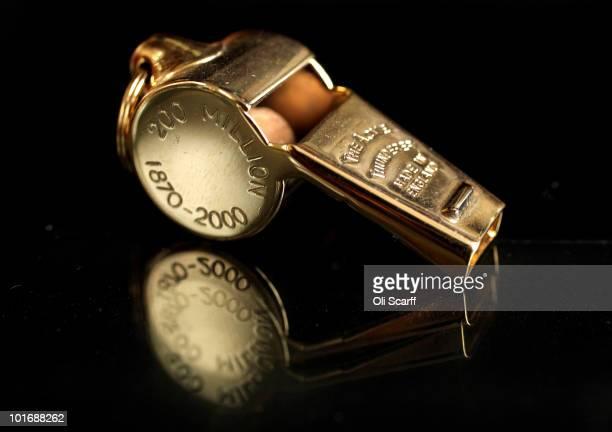 Acme Thunderer Whistle Trillerpfeife aus England