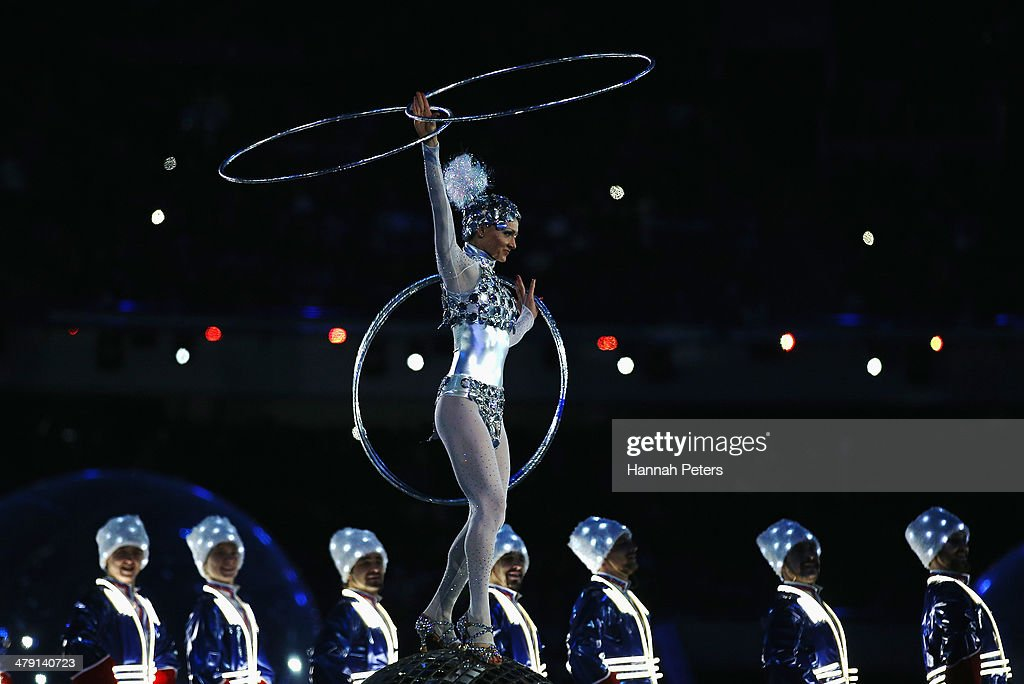 2014 Paralympic Winter Games - Closing Ceremony : News Photo