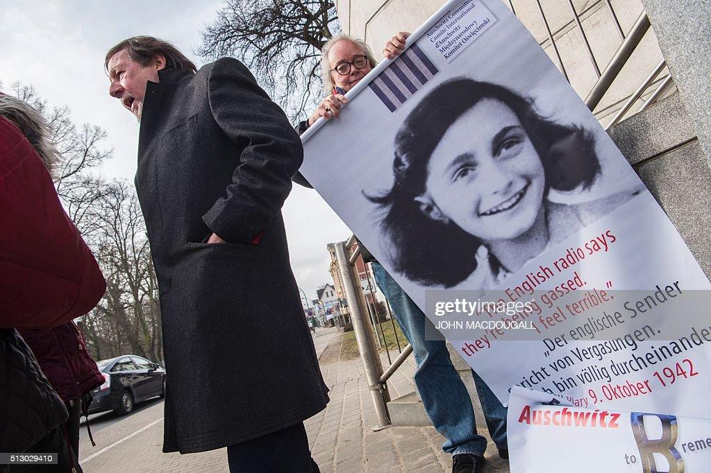 GERMANY-CRIME-TRIAL-NAZI-JEWS : Nachrichtenfoto