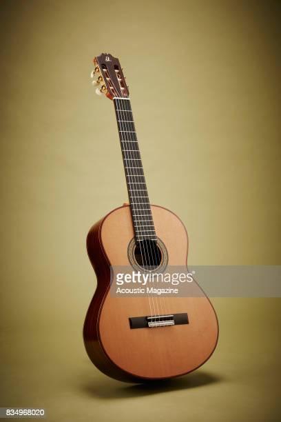 An Admira A25 classical guitar taken on December 14 2016