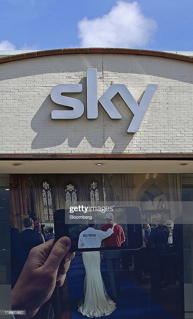 BSkyB HQ As Government Seeks Advice Over News Corp. Bid : News Photo
